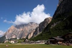 Rifugio Scotoni plateau